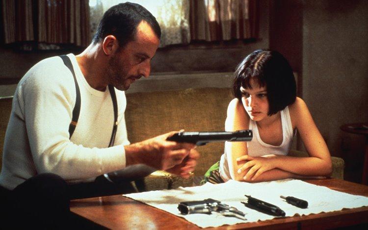 Фильмы с Жаном Рено: «Леон», 1994