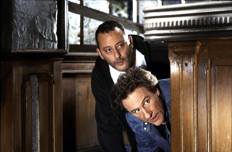 Фильмы с Жаном Рено: «Невезучие», 2003