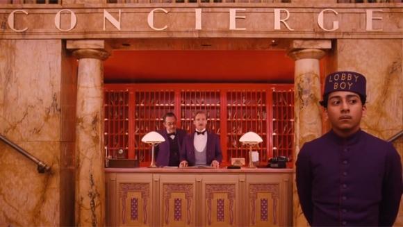 """«Отель """"Гранд Будапешт""""» откроет Берлинский кинофестиваль 2014"""