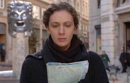 Итальянские фильмы, незнакомка