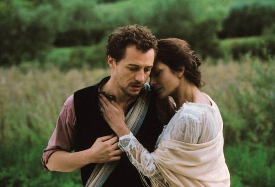 Итальянские фильмы, путешествие под названием любовь, 2002