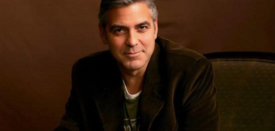 Джорджу Клуни вручат «Почетный Сезар»