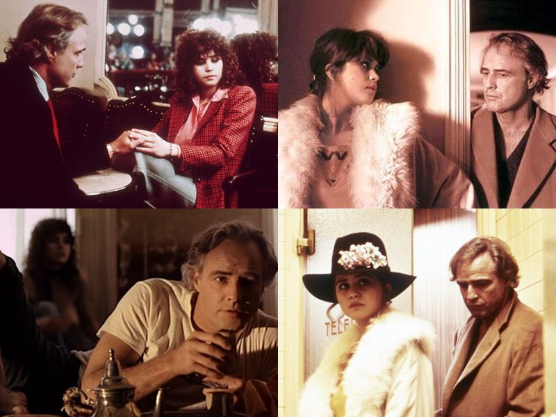 """Фильмы о любви и страсти: """"Последнее танго в Париже"""", 1972"""