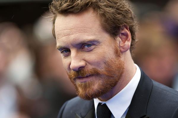 Британские актеры: Майкл Фассбендер
