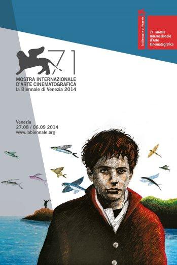Венецианский кинофестиваль 2014: конкурсная и внеконкурсная программа