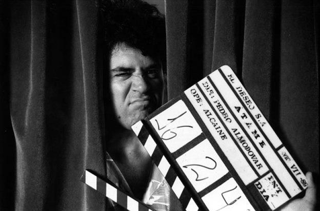 педрот альмодовар фото со съемок фильмов
