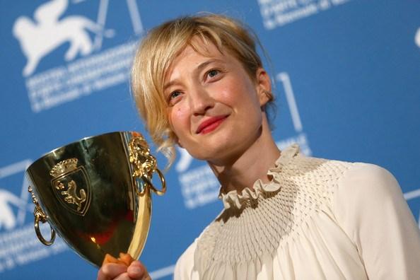 венецианский фестиваль 2014 победители: Альба Рорвахер