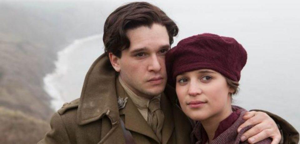 Трейлер военной драмы «Заветы юности» с Алисией Викандер и Китом Харингтоном
