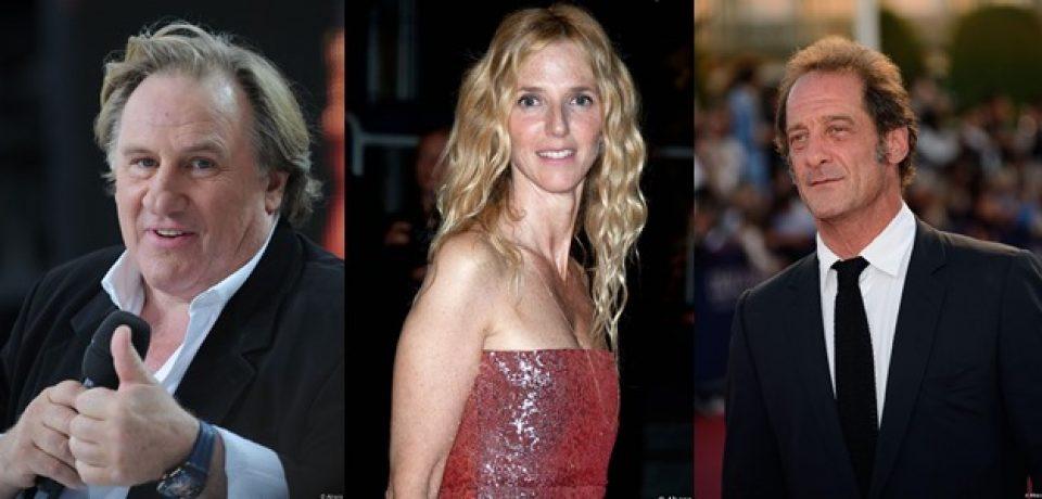 Жерар Депардье, Сандрин Киберлен и Венсан Линдон снимутся вместе у Бенуа Жако