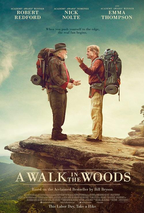 прогулка по лесам постер