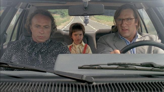 Лучшие фильмы с Пьером Ришаром: Беглецы, 1986