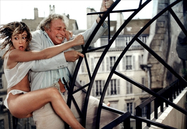 Лучшие фильмы с Пьером Ришаром: Налево от лифта, 1988
