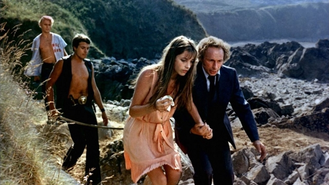 Лучшие фильмы с Пьером Ришаром: Не упускай из виду, 1975