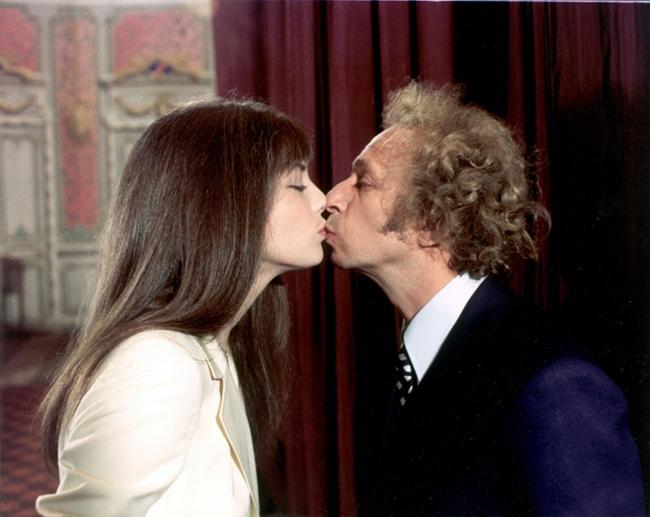 Лучшие фильмы с Пьером Ришаром: Он начинает сердиться или Горчица бьет в нос, 1974