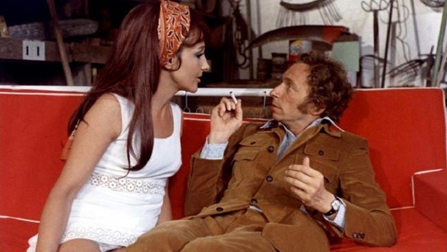 Лучшие фильмы с Пьером Ришаром: Рассеянный, 1970