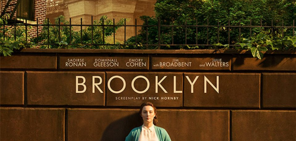 «Бруклин» — новая мелодрама с Сиршей Ронан и Доналом Глисоном