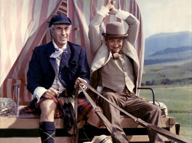 Лучшие фильмы с Луи де Фюнесом: «Большие каникулы», 1967