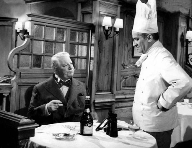 Лучшие фильмы с Луи де Фюнесом: «Джентльмен из Эпсома», 1962