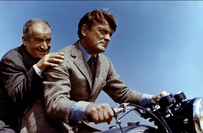 Лучшие фильмы с Луи де Фюнесом: «Фантомас», 1964