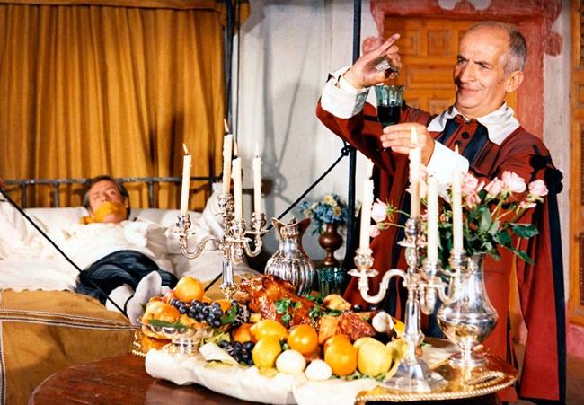 Лучшие фильмы с Луи де Фюнесом: «Мания величия», 1971