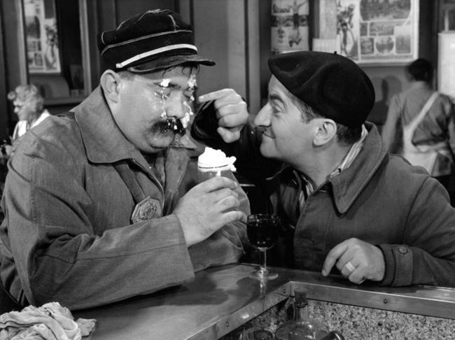 Лучшие фильмы с Луи де Фюнесом: Не пойман, не вор, 1958