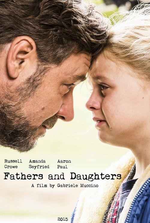 Отцы и дочери, постер