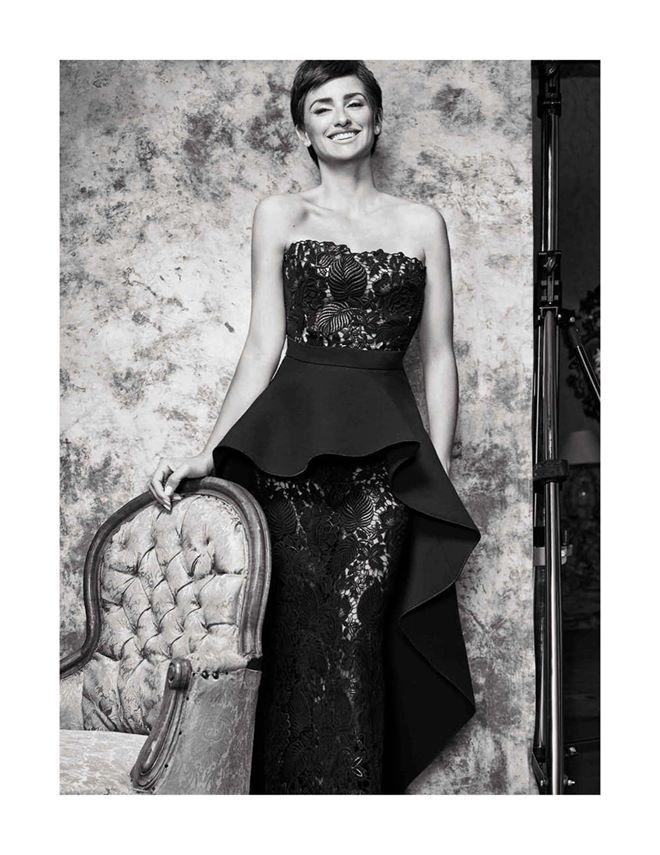 Пенелопа Крус Vogue Espana 2015 (2)