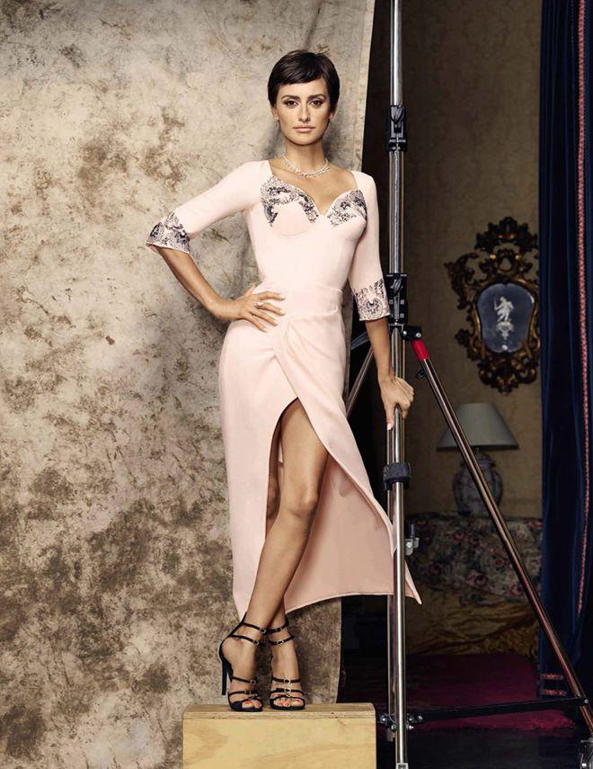 Пенелопа Крус Vogue Espana 2015 (3)