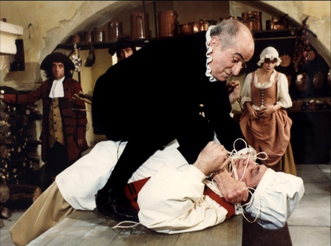 Лучшие фильмы с Луи де Фюнесом: «Скупой», 1979