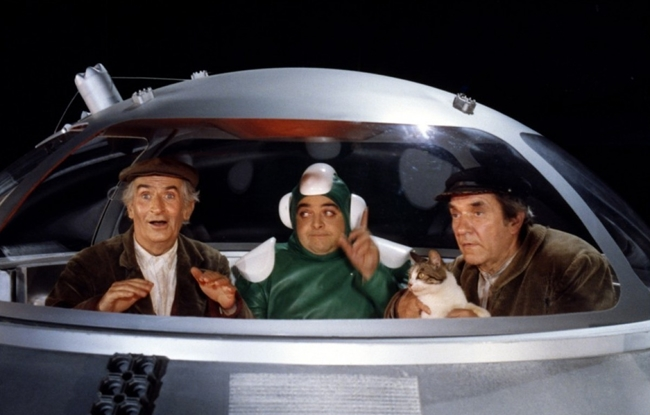 Лучшие фильмы с Луи де Фюнесом: «Суп из капусты», 1981