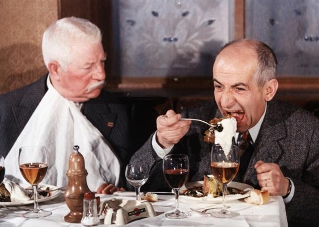Лучшие фильмы с Луи де Фюнесом: «Татуированный», 1968