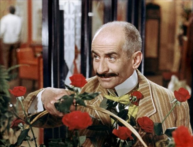 Лучшие фильмы с Луи де Фюнесом: «Замороженный», 1969