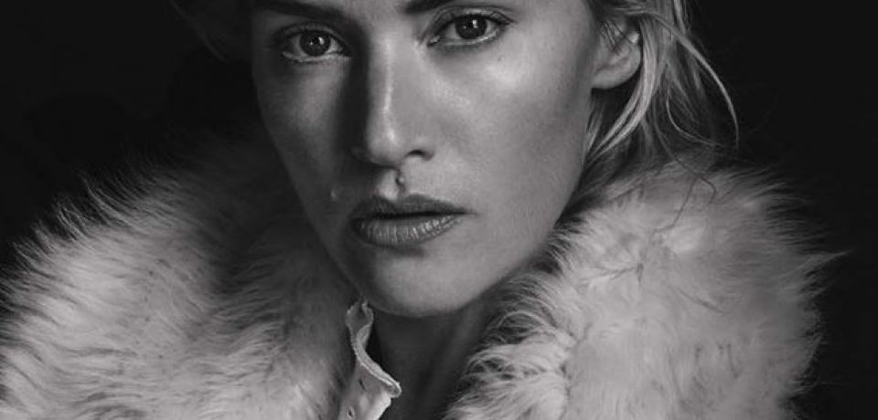Кейт Уинслет в фотосессии The Edit (октябрь 2015)