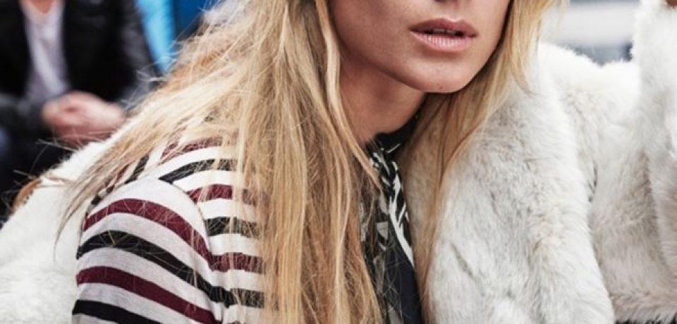 Мелани Лоран в фотосессии The Edit (октябрь 2015)