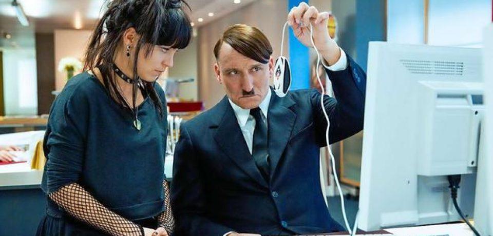 Комедия о Гитлере добралась до вершины бокс-офиса в Германии