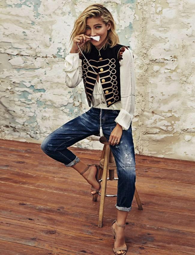 Эльза патаки Elle Spain 2015 (3)