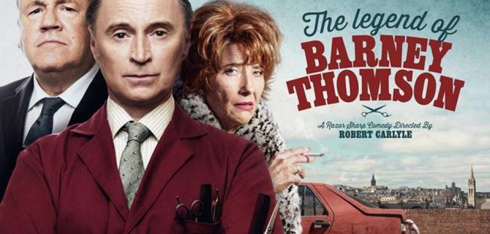 «Легенда о Барни Томсоне» стала лучшим фильмом на шотландской премии BAFTA
