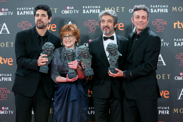 Goya Cinema Awards 2016