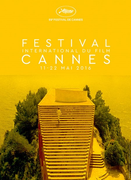 каннский кинофестиваль 2016 постер