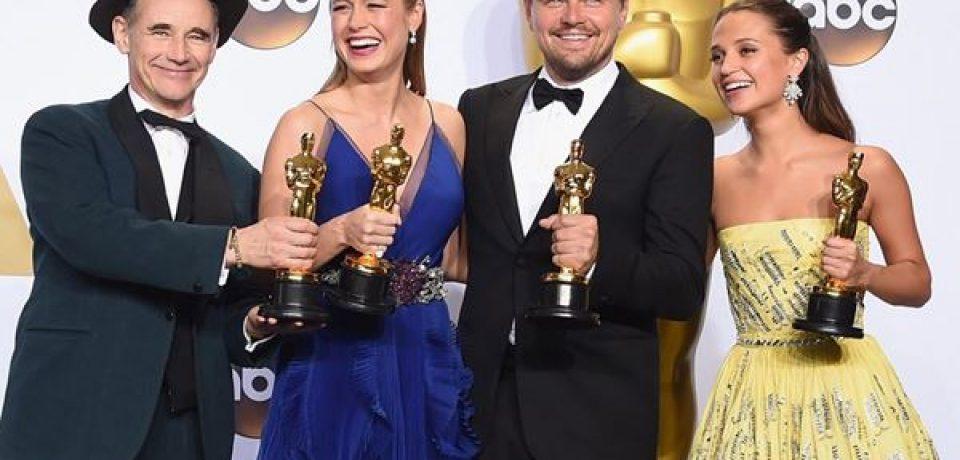 «Оскар»-2016: победители