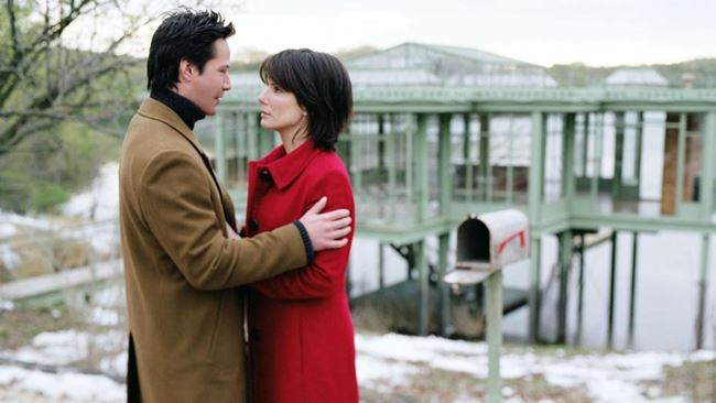 Фильмы о путешествиях во времени: «Дом у озера», 2006