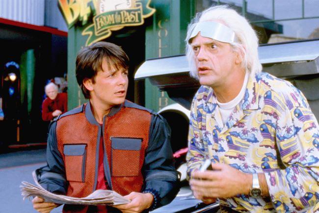 Фильмы о путешествиях во времени: «Назад в будущее», 1985