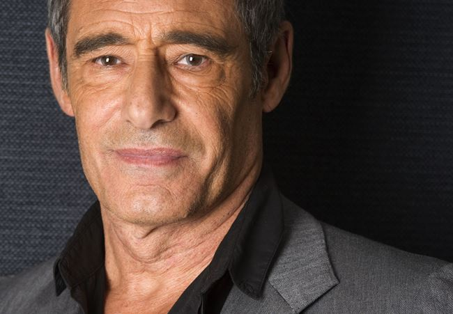 Французские актеры мужчины список: Жерар Ланвен