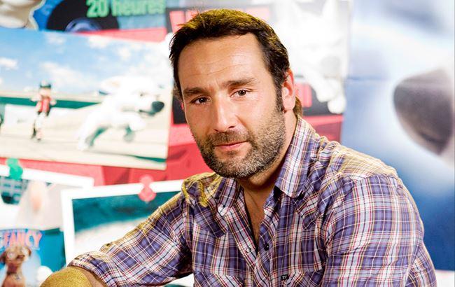 Французские актеры мужчины список: Жиль Леллуш
