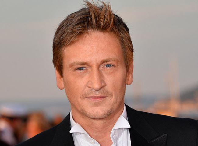 Французские актеры мужчины список: Бенуа Мажимель