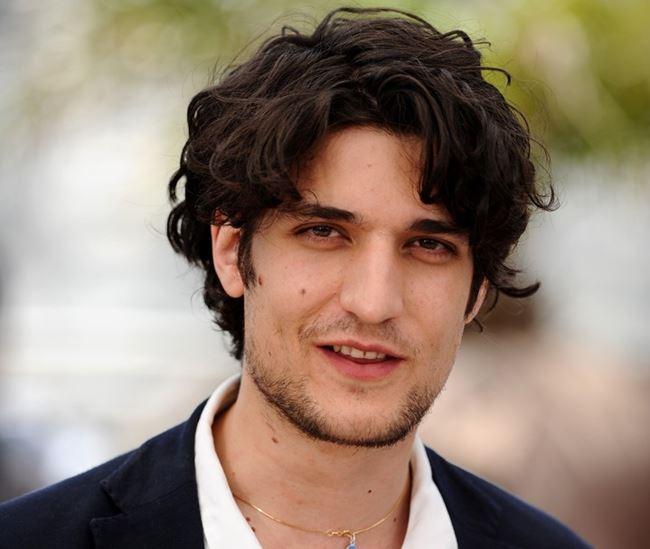 Французские актеры мужчины список: Луи Гаррель