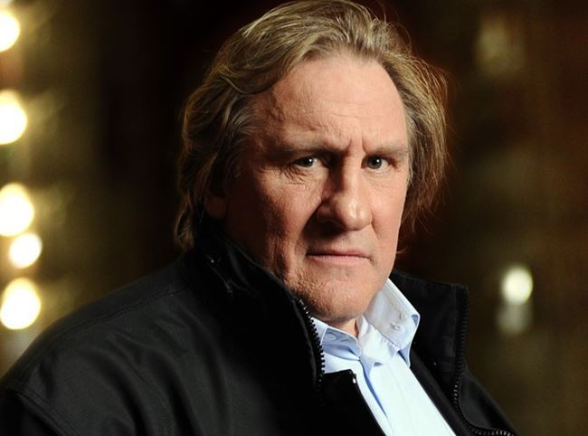 Французские актеры мужчины список: Жерар Депардье