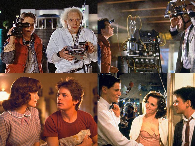 Фильмы о путешествиях во времени и параллельной реальности: «Назад в будущее», 1985
