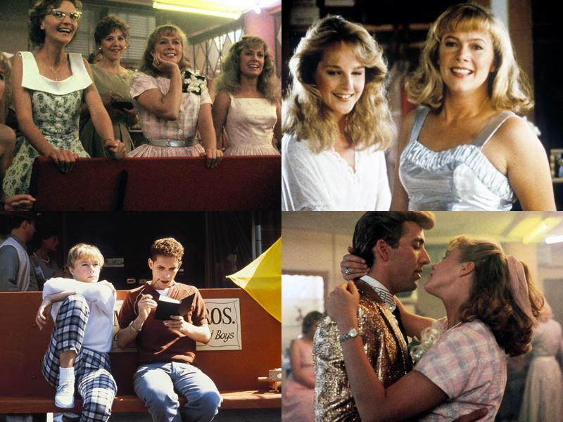Фильмы о путешествиях во времени и параллельной реальности: «Пегги Сью вышла замуж», 1986