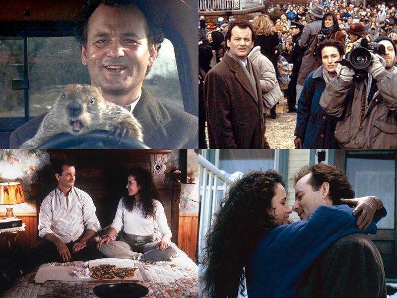 Фильмы о путешествиях во времени и параллельной реальности: «День сурка», 1993